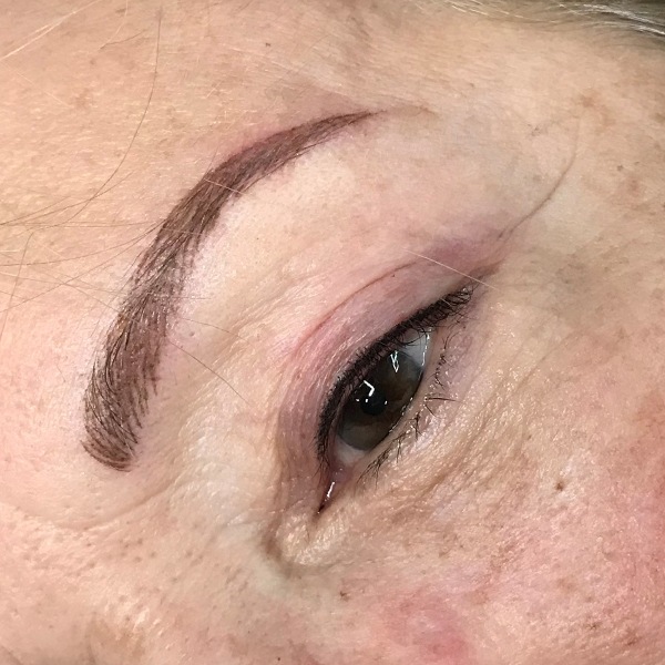 Maquillage permanent des sourcils | Poil à poil<br/>& Maquillage permanent des yeux | Intralas